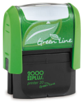 Green Line Stamp from CanMark Industries Ltd